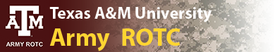 Texas A&M Army ROTC Logo